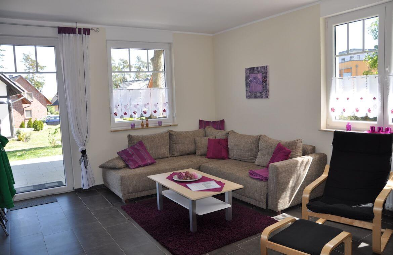 ferienhaus m ritzperle m ritzsee reisen. Black Bedroom Furniture Sets. Home Design Ideas