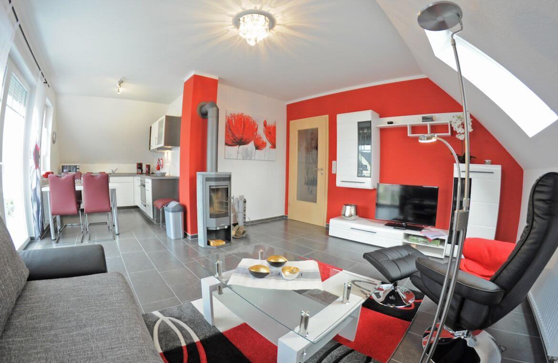 ferienhaus m ritzidyll m ritzsee reisen. Black Bedroom Furniture Sets. Home Design Ideas